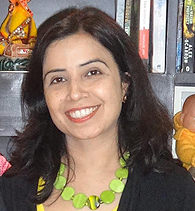 Deepa Garwa, Director of International Outreach
