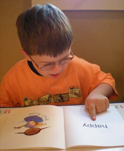 Learning to read with Down Syndrome