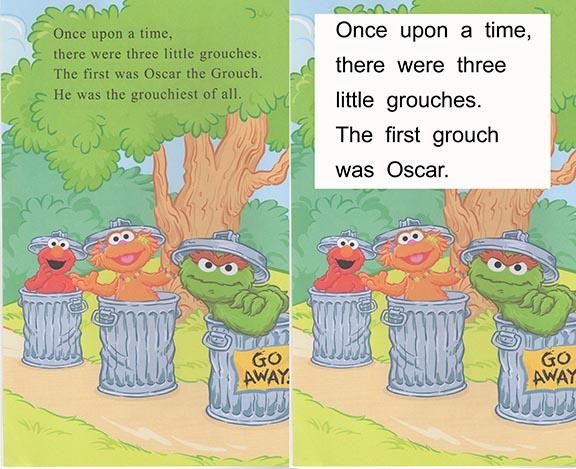 three grouches