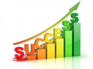 Success-stair-step
