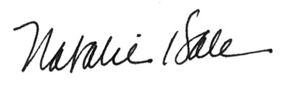 nat's signature