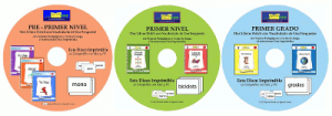 Special Reads CDs for Spanish speakers
