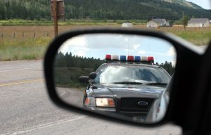 Police-in-Mirror