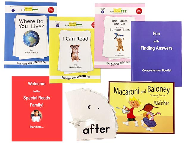 Special Reads First Grade Bundle