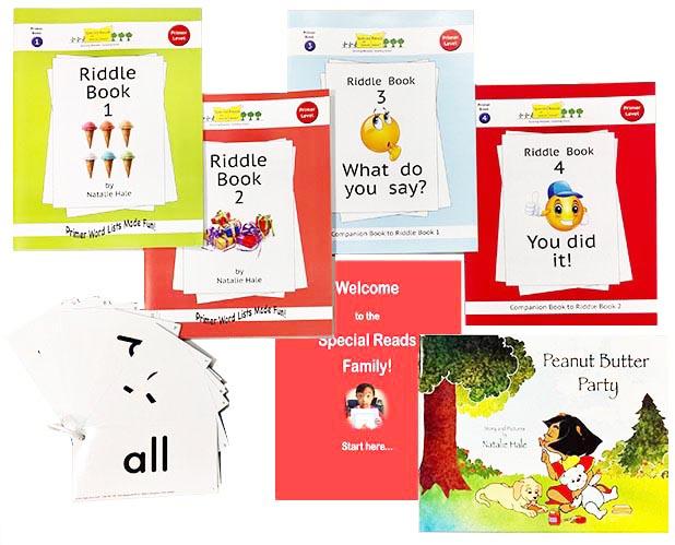 Special Reads Primer Bundle